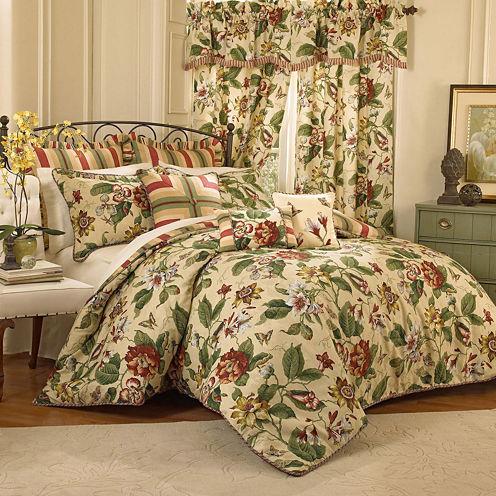 Waverly® Laurel Springs 4-pc. Comforter Set
