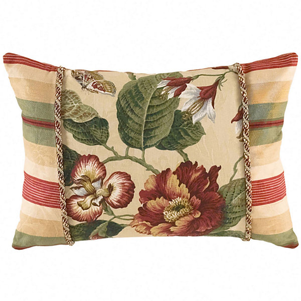 Waverly® Laurel Springs Oblong Decorative Pillow