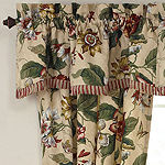 Waverly Rod-Pocket Set of 2 Curtain Panel