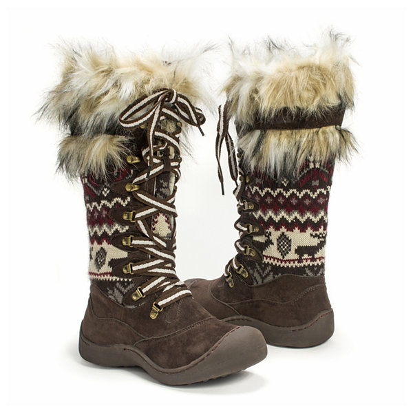 MUK LUKS® Gwen Womens Cold-Weather Boots