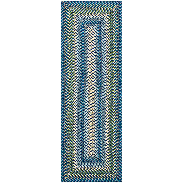 Canyon Reversible Braided Indoor/Outdoor Runner Rug - JCPenney