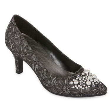 CL by Laundry Effect Womens Pumps