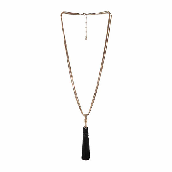 Libby Edelman Womens Strand Necklace