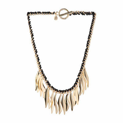 Libby Edelman Womens Statement Necklace