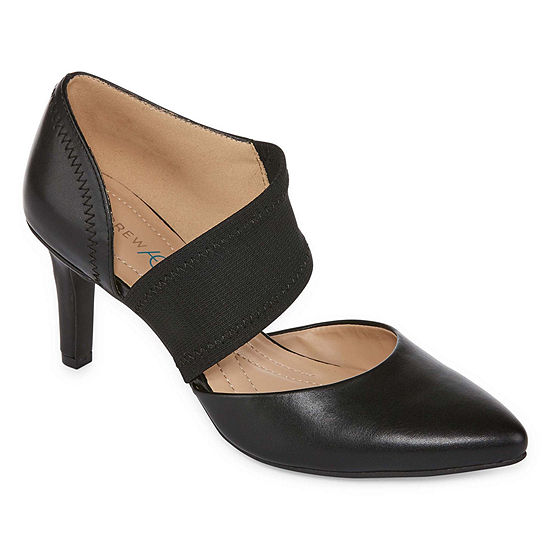 0062a74a706eb Andrew Geller Tibby Womens Pumps JCPenney