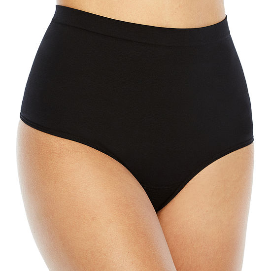 Ambrielle Smoothing Solutions Knit Thong Panty