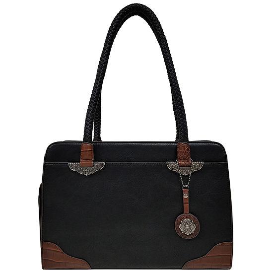 St. John's Bay Textured Tote Bag
