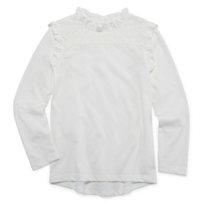 Arizona Long Sleeve Blouse - Preschool Girls