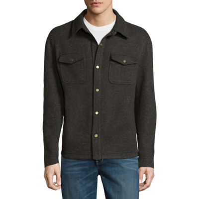 London Fog Midweight Shirt Jacket