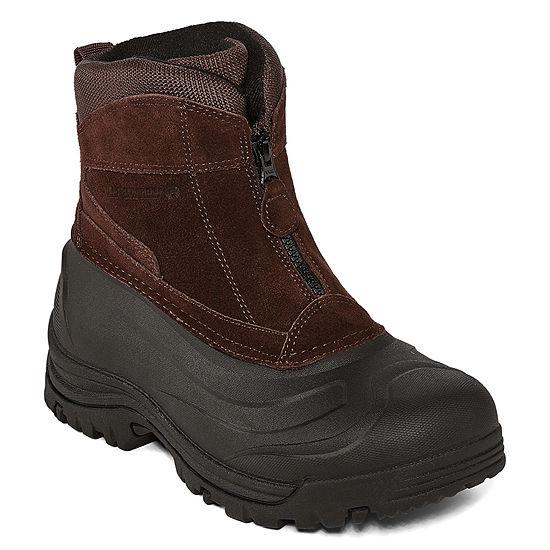 f13af27253586 Weatherproof Mens Tahoe Iii Water Resistant Insulated Winter Boots Zip -  JCPenney