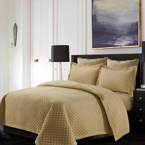 Tribeca Living Brisbane Quilt Set
