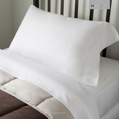 Malouf Woven Reversible Bed in a Bag Bedding Set