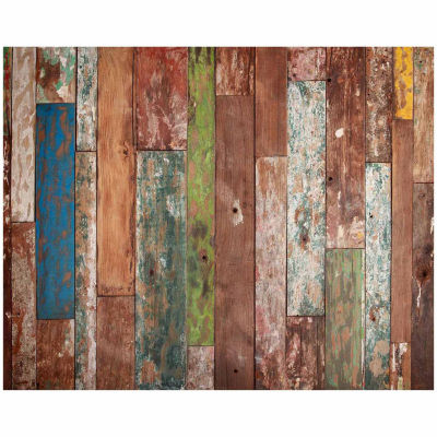 Brewster Wall Weathered Wood Wall Murals