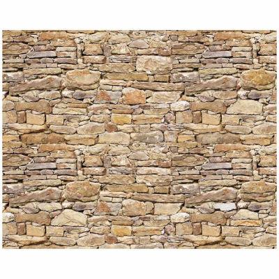 Brewster Wall Stone Wall Murals