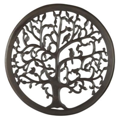 St. Croix Trading Solaris Ten Tree of Life Wall Art
