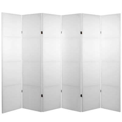 Oriental Furniture 6' Do It Yourself 6 Panel RoomDivider