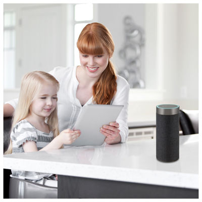 iLive Voice Activated Assistant Speaker Powered by Amazon Alexa