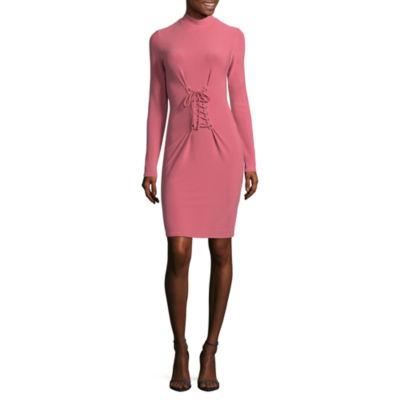 Project Runway Corset Bodycon Dress