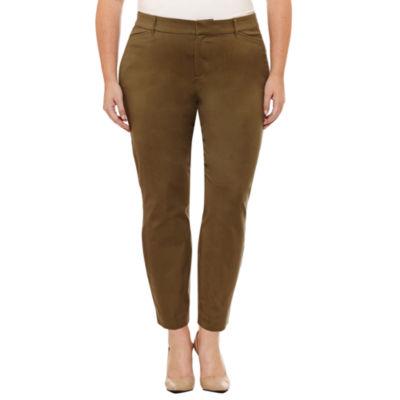 Boutique + Ankle Pants - Plus