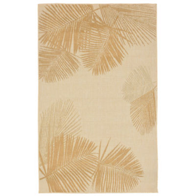 Liora Manne Terrace Palm Square Rugs