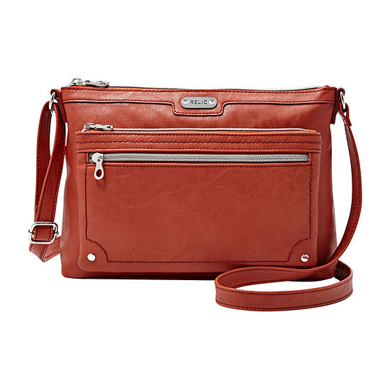 Relic By Fossil Evie East-West Crossbody Bag