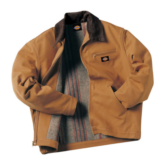 Dickies® 758 Mid-Weight Blanket-Lined Duck Jacket–Big & Tall