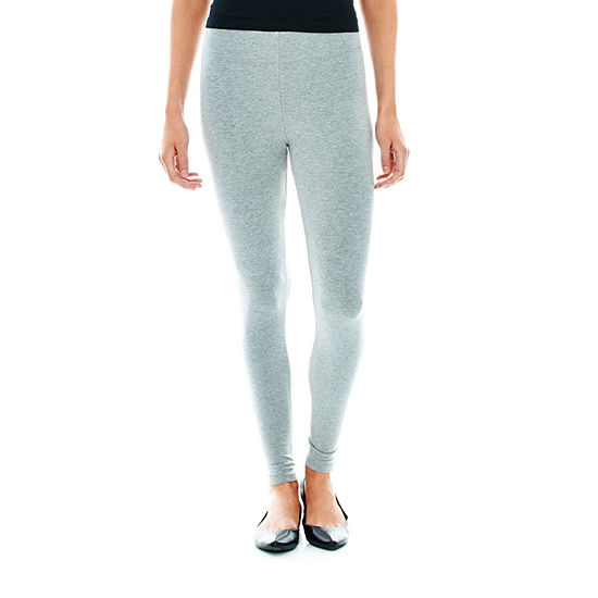 Mixit Solid Knit Leggings - Tall