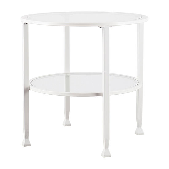 Jcpenney Table: Brana Round End Table