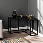 Bubu Wrap Around End Table