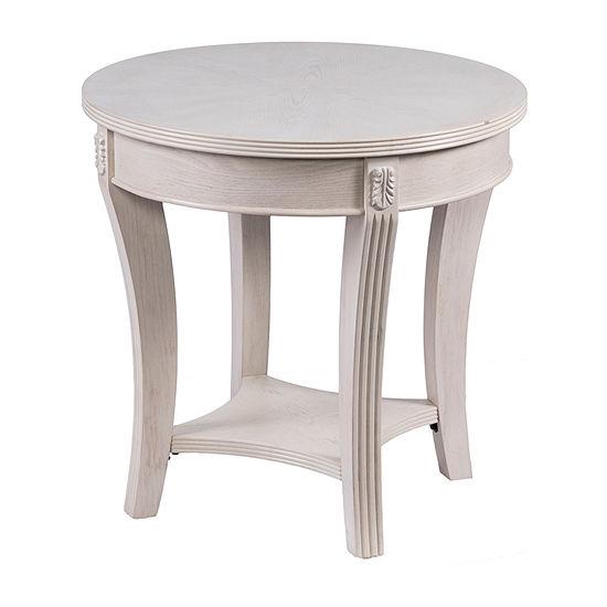 Klaroy Round End Table