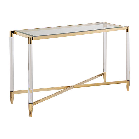 Cayslo Acrylic Console Table