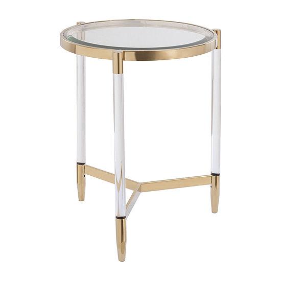Cayslo Acrylic End Table