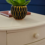 Anaco Tall Storage Accent Table