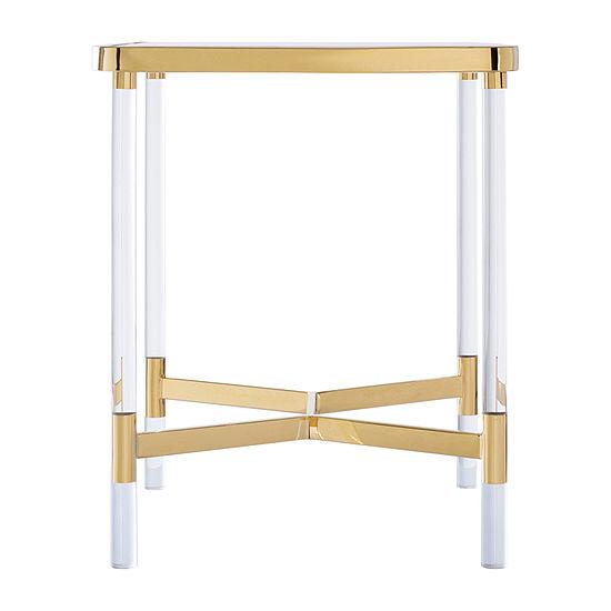 Blybi Acrylic End Table