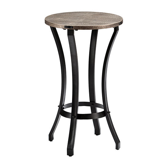 Inwo Round Accent Table