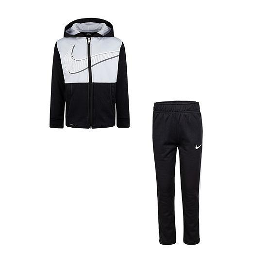 Nike Performance Fleece Boys 2-pc. Pant Set