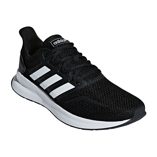adidas Falcon Mens Lace-up Running Shoes