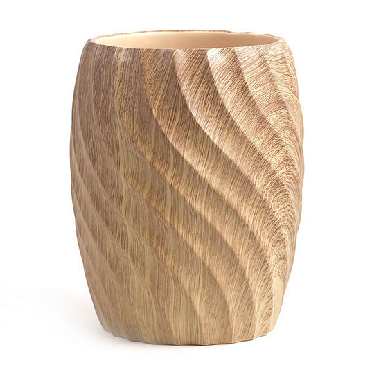 Wood Works Waste Basket