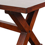 Stylecraft Presley Wood Trestle Benches