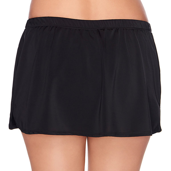 Trimshaper Slimming Control Swim Skirt Swimsuit Bottom