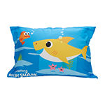 Stevens Baby Boom Baby Shark 4-pc. Toddler Bedding Set