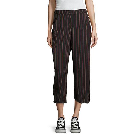 Arizona-Juniors Womens Flare Pull-On Pants