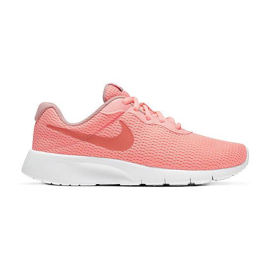 Nike Tanjun Big Kids Girls Running Shoes