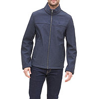Deals on Dockers Mens Lightweight Softshell Jacket