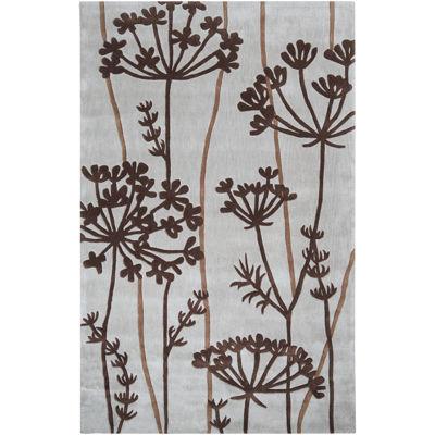 Surya® Cosmopolitan Dandelion Rectangular Rug