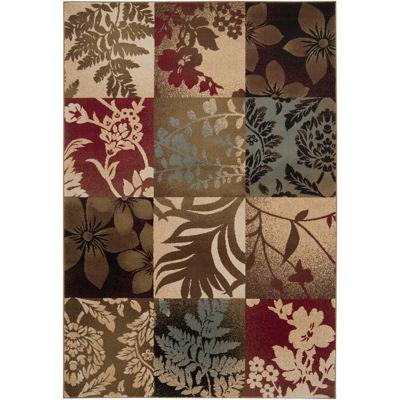 Surya® Riley Patch Rectangular Rugs