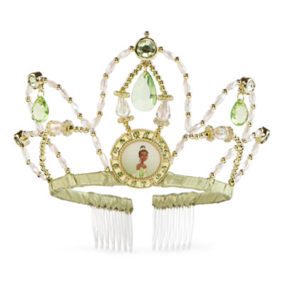 Disney Collection Tiana Tiara - Girls One Size