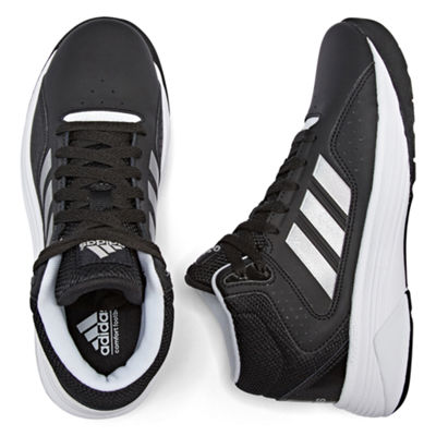 adidas® Cloudfoam Ilation Mid Boys Basketball Shoes - Big Kids