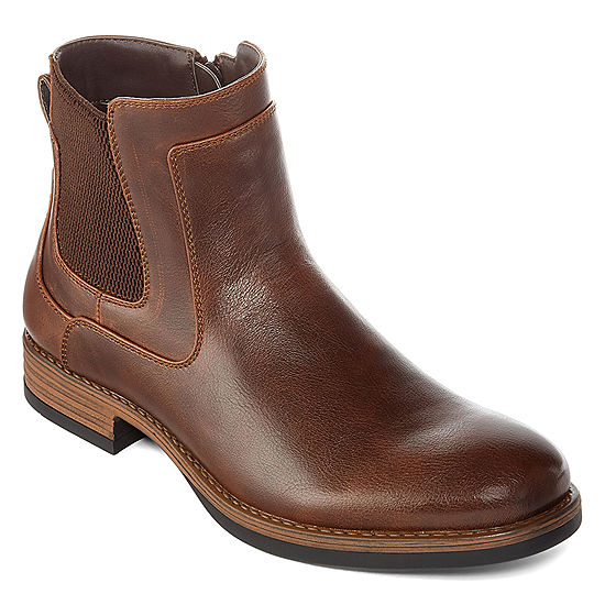 8ac4a40645130 Collection by Michael Strahan Tribeca Mens Dress Boots - JCPenney