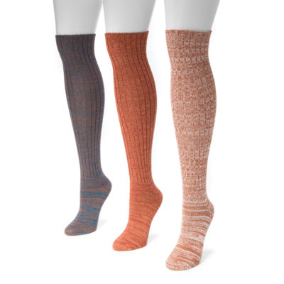 Muk Luks Knee High Socks